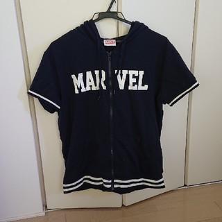マーベル(MARVEL)のパーカー MARVEL レディース(パーカー)