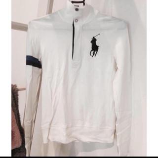 ポロラルフローレン(POLO RALPH LAUREN)のラルフローレンのトップス(Tシャツ(長袖/七分))