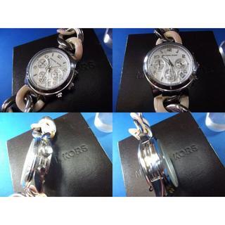 マイケルコース(Michael Kors)の☆マイケルコース☆メンズウォッチ☆USED品(中古品)☆(腕時計(アナログ))