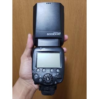 キヤノン(Canon)のCanon スピードライト 600EX-RT(ストロボ/照明)
