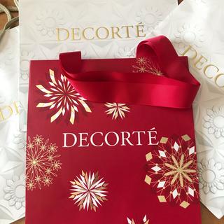コスメデコルテ(COSME DECORTE)のコスメデコルテ  ショッパー  4枚(ショップ袋)