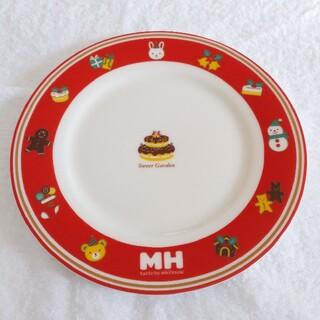 ミキハウス(mikihouse)のミキハウスとスイートガーデンのコラボ皿(食器)
