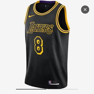 ナイキ(NIKE)のkobe ナイキ NBA レイカーズ エディション ジャージー Lサイズ (バスケットボール)