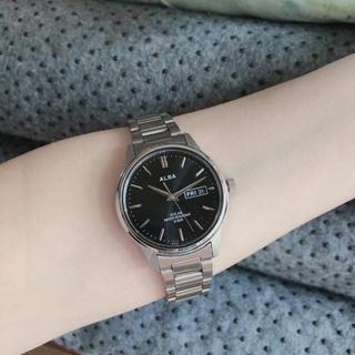 アルバ(ALBA)のセイコー アルバ ソーラー メンズ腕時計 (腕時計(アナログ))