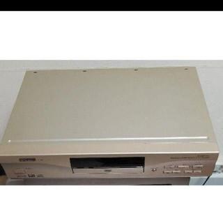 ミツビシ(三菱)の三菱DVDプレーヤーDJ-P100本体とリモコンです 三菱電機(DVDプレーヤー)