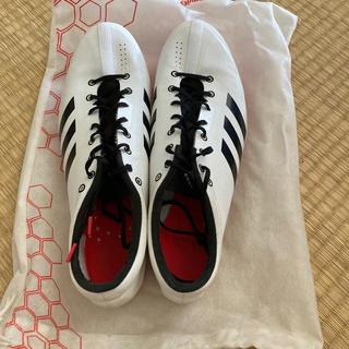 アディダス(adidas)の27.5cm adizero prime sp 100m 陸上 スパイク(陸上競技)