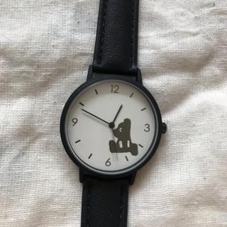 スタディオクリップ(STUDIO CLIP)のスタジオクリップ×ディックブルーナ ブラックベア 腕時計(腕時計)