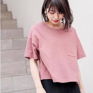 ミスティック(mystic)のmystic ポケットT(Tシャツ/カットソー(半袖/袖なし))