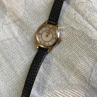 アガット(agete)の【りお様専用出品です】agete 腕時計 ソーラーウォッチ(腕時計)