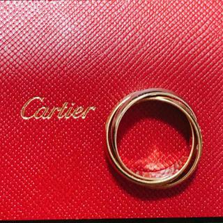 カルティエ(Cartier)のカルティエ 三連リング(リング(指輪))
