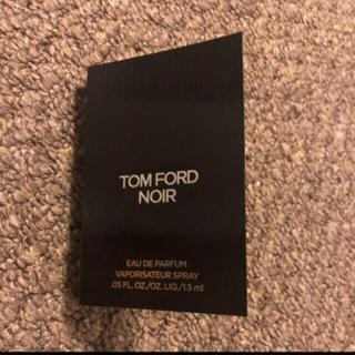 トムフォード(TOM FORD)のTOM FORD  NOIR 香水サンプル(ユニセックス)