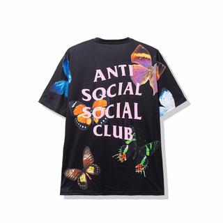 アンチ(ANTI)のANTI SOCIAL SOCIAL CLUB Ashton Black Tee(Tシャツ/カットソー(半袖/袖なし))