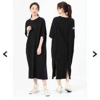 ミルクフェド(MILKFED.)のMILKFED.  Underarm logo dress(ロングワンピース/マキシワンピース)