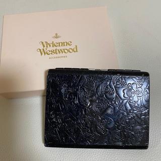 ヴィヴィアンウエストウッド(Vivienne Westwood)のヴィヴィアン 名刺入れ(名刺入れ/定期入れ)