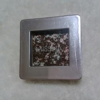 ミシャ(MISSHA)の【新品未使用】MISSHA グリッタープリズムシャドウ GBR01(アイシャドウ)