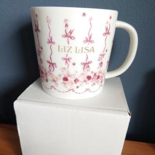 リズリサ(LIZ LISA)のLIZ LISA マグカップ(箱付き)(グラス/カップ)