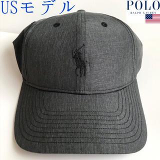 ラルフローレン(Ralph Lauren)のレア【新品】POLO RALPH LAUREN  USA  キャップ グレー(キャップ)