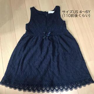 エイチアンドエム(H&M)のサイズUS 4〜6Y  ドレス (110前後くらい) (ドレス/フォーマル)