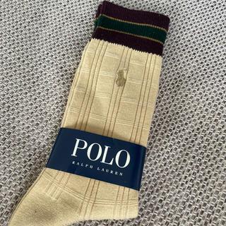 ラルフローレン(Ralph Lauren)のPOLO RALPH LAUREN 靴下 メンズ(ソックス)