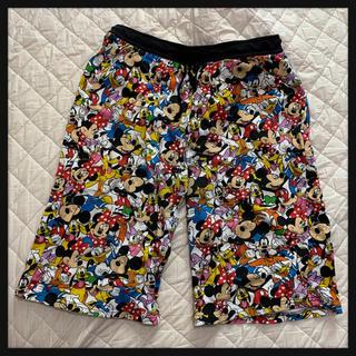 ディズニー(Disney)の✨⭐️ディズニー総柄 ハーフパンツ⭐️✨(ショートパンツ)