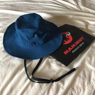 マムート(Mammut)の【新品】マムート ランボールド ハット MAMMUTRunbold Hat (登山用品)