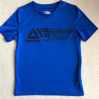 リーボック(Reebok)のリーボックTシャツ 130cm ブルー(Tシャツ/カットソー)