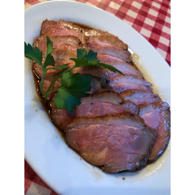 ♦️鴨肉のバルサミコチャーシュー♦️オリジナル自家製 食品/飲料/酒の加工食品(その他)の商品写真