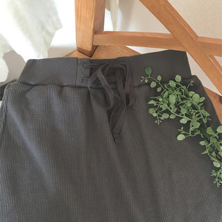 サマンサモスモス(SM2)のコルセット風タイトスカート(ひざ丈スカート)