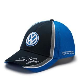 フォルクスワーゲン(Volkswagen)のWRC VW MotorSport キャップ オジェ サイン仕様 POLO R(キャップ)