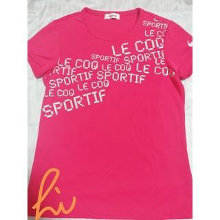 ルコックスポルティフ(le coq sportif)のle coq sportif ルコックスポルティフ M Tシャツ 1回着用(その他)