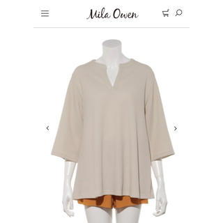 ミラオーウェン(Mila Owen)の完売品 ミラオーウェン  ラッシュガード(チュニック)