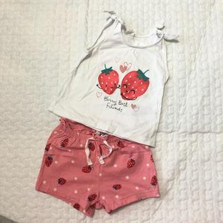 エイチアンドエム(H&M)の○H&M ベビー服 セット(タンクトップ/キャミソール)