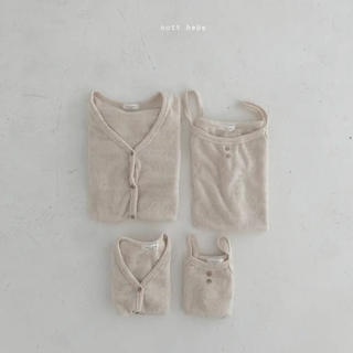 プティマイン(petit main)の韓国子供服 親子リンク 4点セット(その他)