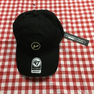 フラグメント(FRAGMENT)のTHUNDERBOLT PROJECT LOGO G CAP BLACK(キャップ)