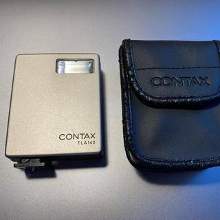 キョウセラ(京セラ)のコンタックス フラッシュ CONTAX TLA140(フィルムカメラ)