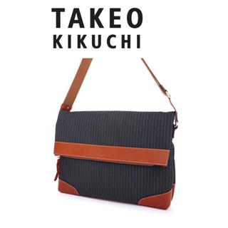 タケオキクチ(TAKEO KIKUCHI)の【TAKEO KIKUCHI】ショルダーバッグ(ショルダーバッグ)