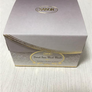 サボン(SABON)のSABON ♥︎ デッドシーマスク新品(パック/フェイスマスク)