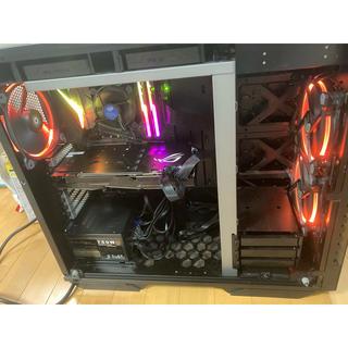エイスース(ASUS)の美品 自作PC i7 7700k ASUS z270f GTX1080(デスクトップ型PC)