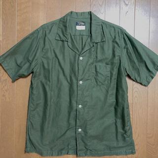 ザリアルマッコイズ(THE REAL McCOY'S)のCOLIMBO オープンカラーシャツ(シャツ)