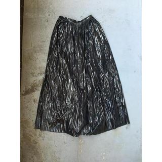 マルタンマルジェラ(Maison Martin Margiela)のマルタンマルジェラ コレクションライン スカート(ロングスカート)