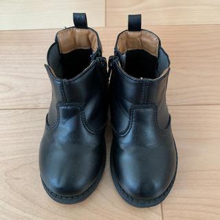 エイチアンドエム(H&M)の美品 H&M ブーツ 黒 13.5cm(ブーツ)