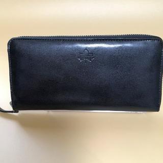 ロゴス(LOGOS)のrf 195 【新品・未使用】LOGOS 長財布 メンズ 黒(長財布)