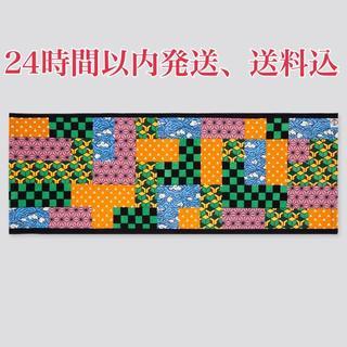 ユニクロ(UNIQLO)の鬼滅の刃 ユニクロ コラボ タオル カラー(タオル/バス用品)