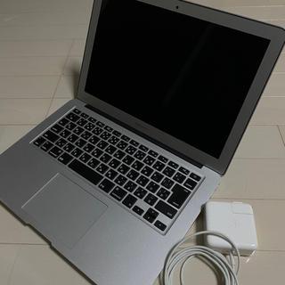 アップル(Apple)のmo様 MacBookAir 13インチ Early2015 8GB 256GB(ノートPC)