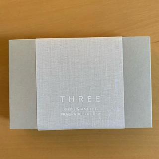 スリー(THREE)のTHREE リズムアミュレット フレグランスオイル(香水(女性用))