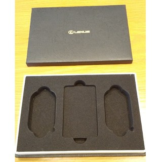 トヨタ(トヨタ)のLEXUS IS キーケース空箱(その他)