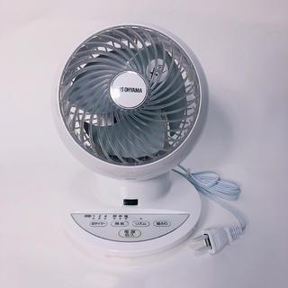 アイリスオーヤマ(アイリスオーヤマ)の【新品未使用】サーキュレーター 扇風機(扇風機)