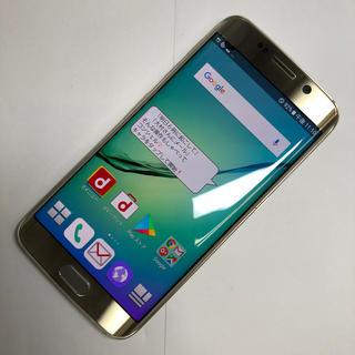 ギャラクシー(Galaxy)のaki952ドコモ Galaxy S6 edge SC-04G ジャンク(スマートフォン本体)