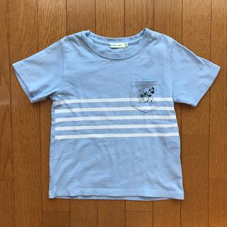 ビームス(BEAMS)のビームス  kids ミッキーマウス Tシャツ 120(Tシャツ/カットソー)