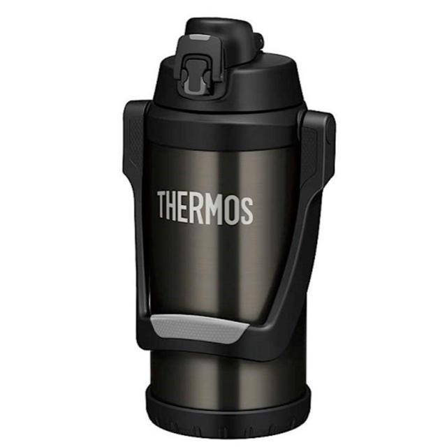 THERMOS(サーモス)の早い者勝ち!ベストセラー!サーモス真空断熱スポーツジャグFFV-2000ブラック キッズ/ベビー/マタニティの授乳/お食事用品(水筒)の商品写真
